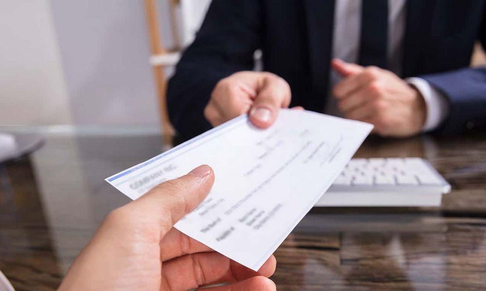 Demande avance sur salaire