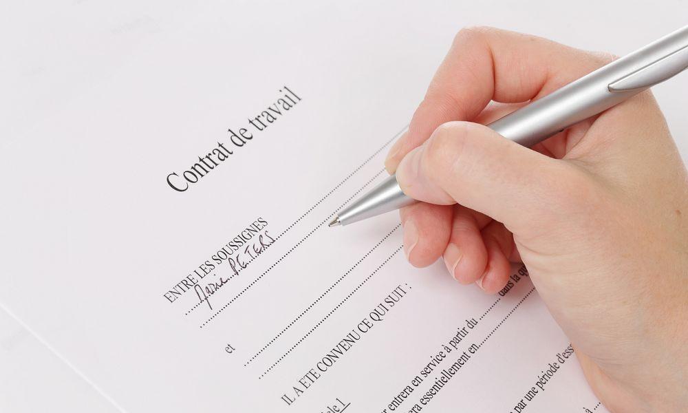 Rédiger un contrat de travail au Maroc