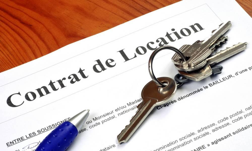 Contrat de location ou de bail exemple et modèle
